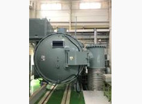 Vacuum heat treat furnace